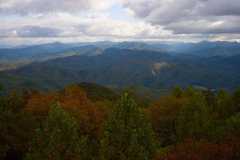 Rich Mountain, Madison County, NC