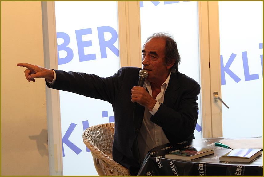 Richard Boehringer Strassburg Talk-Show jun11