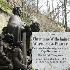 """Richard Wagner und seine """"Minna"""".."""