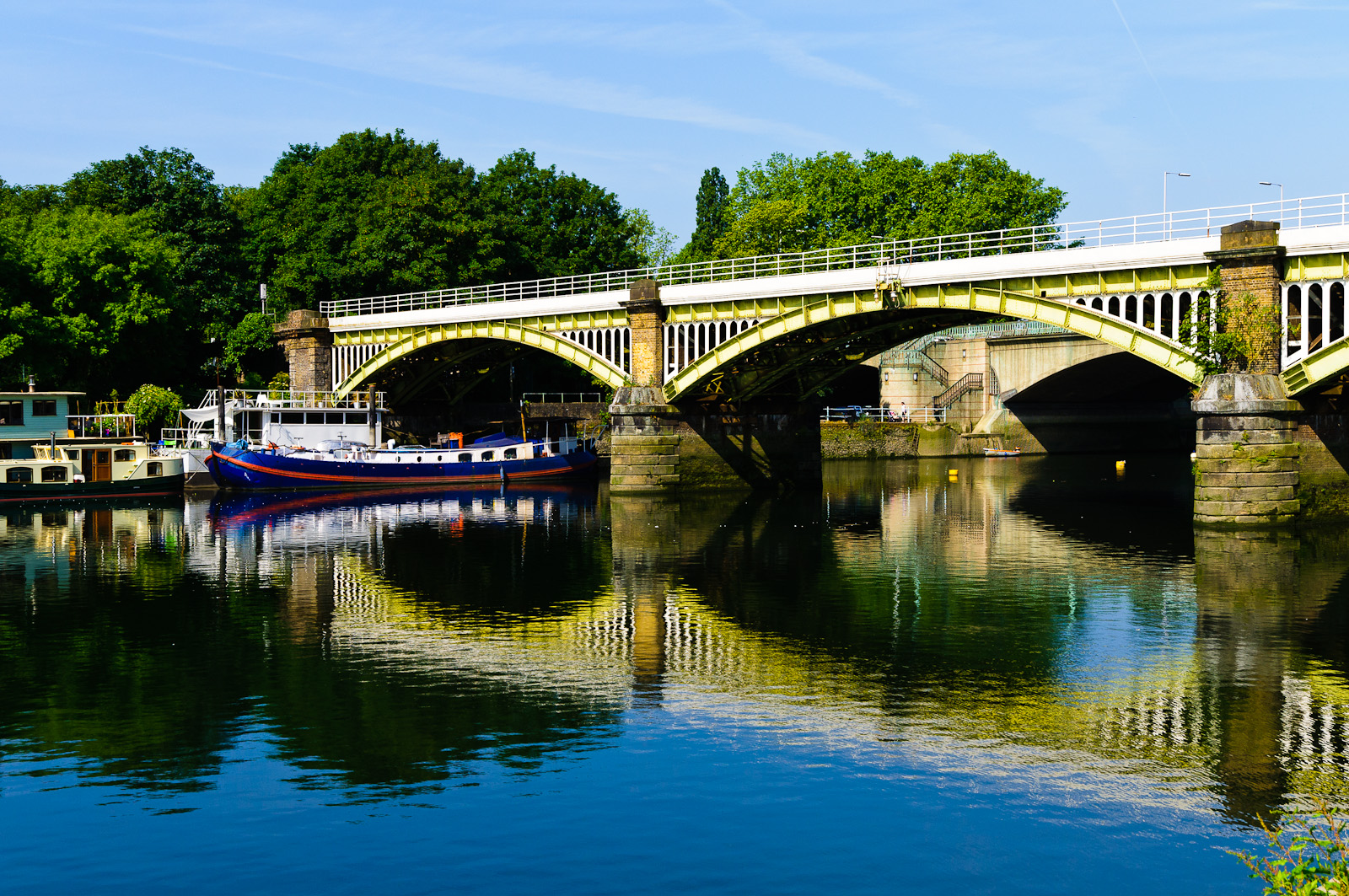 Richmond Rail Bridge