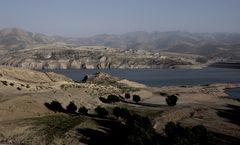 Richtung Ferghana Tal