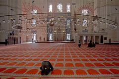 Richtung Mekka