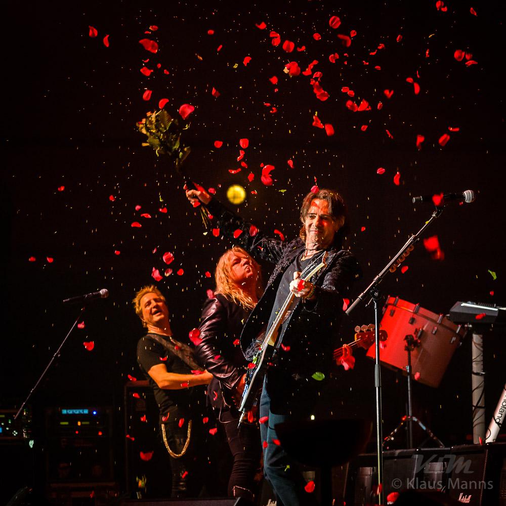 Rick Springfield Smashing Roses