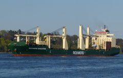 Rickmers Singapore   -   General Cargo