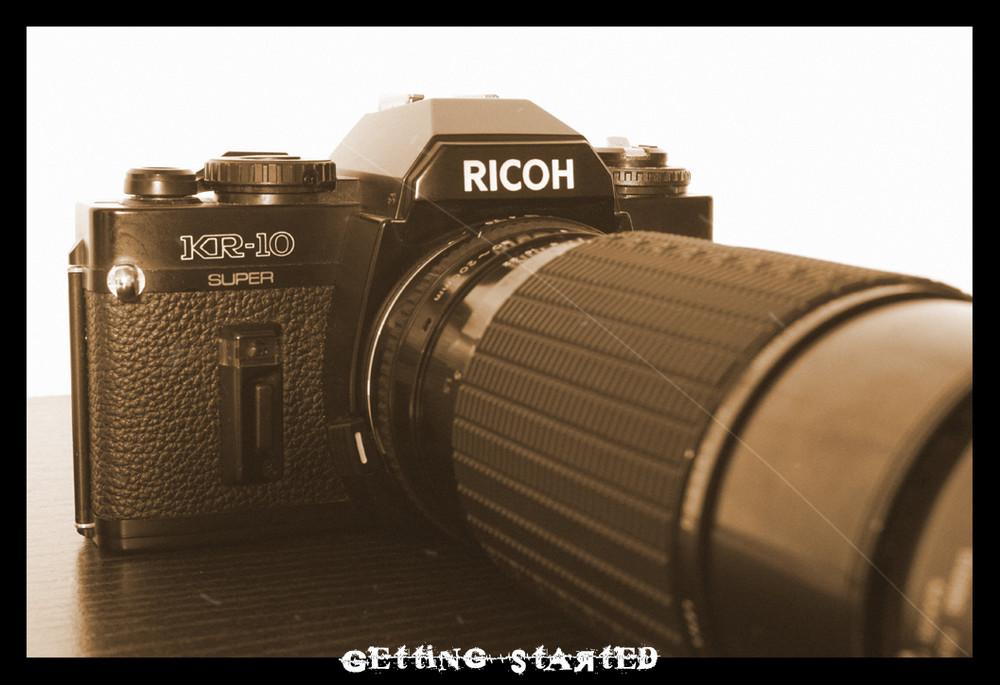 Ricoh KR-10 Super