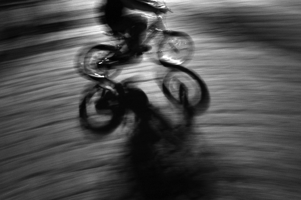 ride fast..