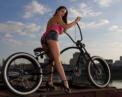 ride my bike I