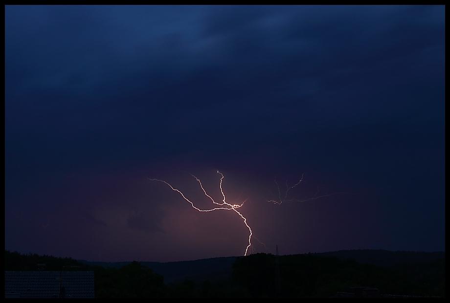 Ride the lightning - Part 1