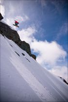 Rider: Nicolas Lagger Spot: La Rosablanche, Suisse