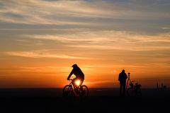 Rider on the Sun