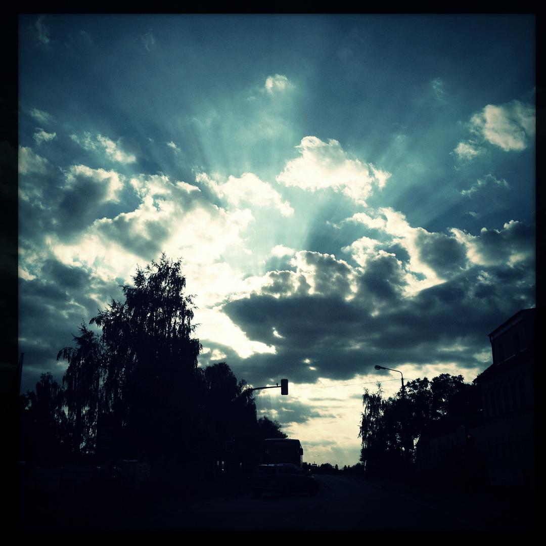 Ridiculous Fotogenic Clouds