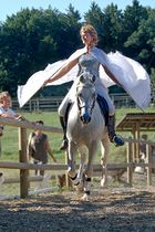 Riding Angel
