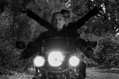 """riding_the_bike"""