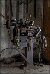 Riementrieb ~ Das Dampf-Sägewerk