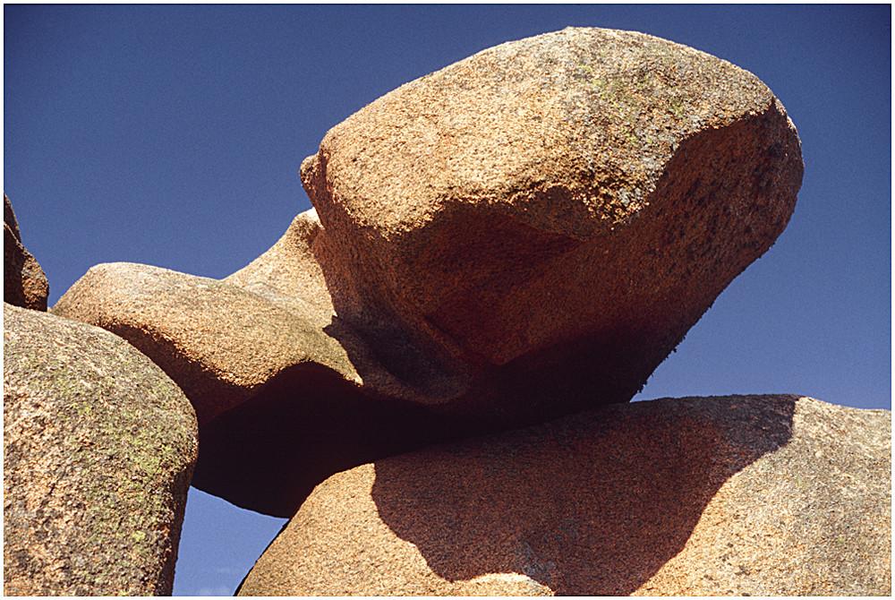 Riesen aus Stein
