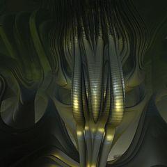 Riesenmetall - Algen