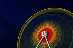 Riesenrad , Cranger Kirmes 2009