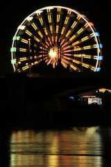 Riesenrad-Farbspiele II