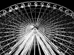 Riesenrad in Paris