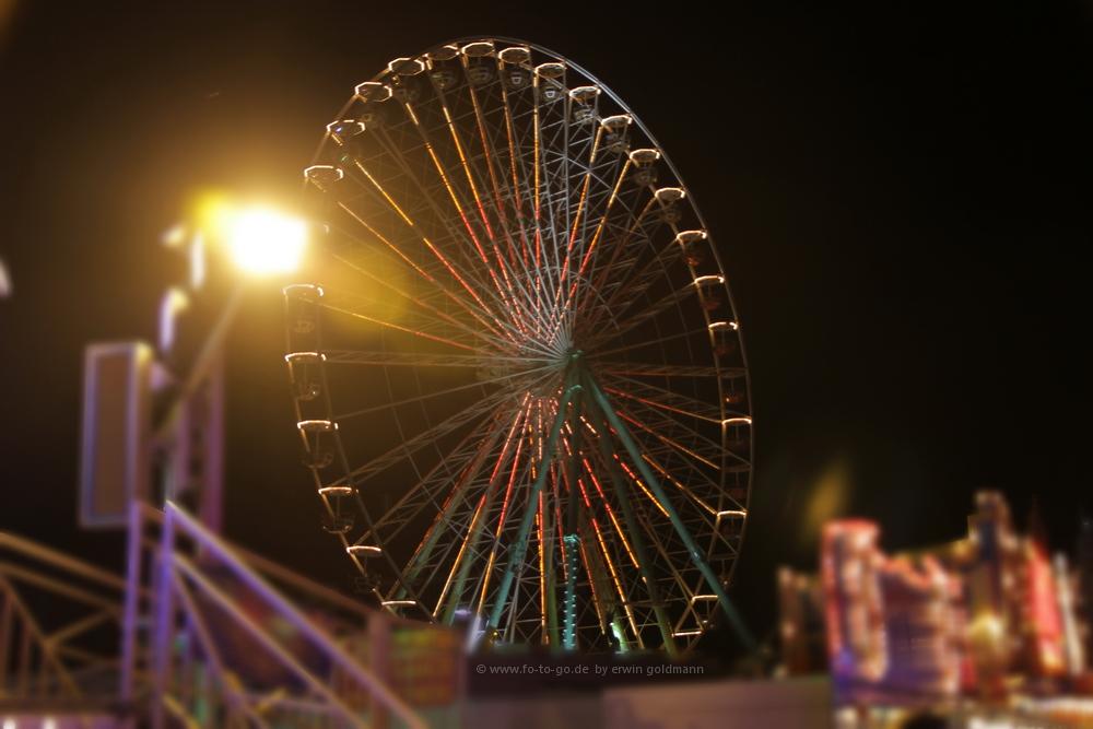 Riesenrad Neusser Kirmes 2013
