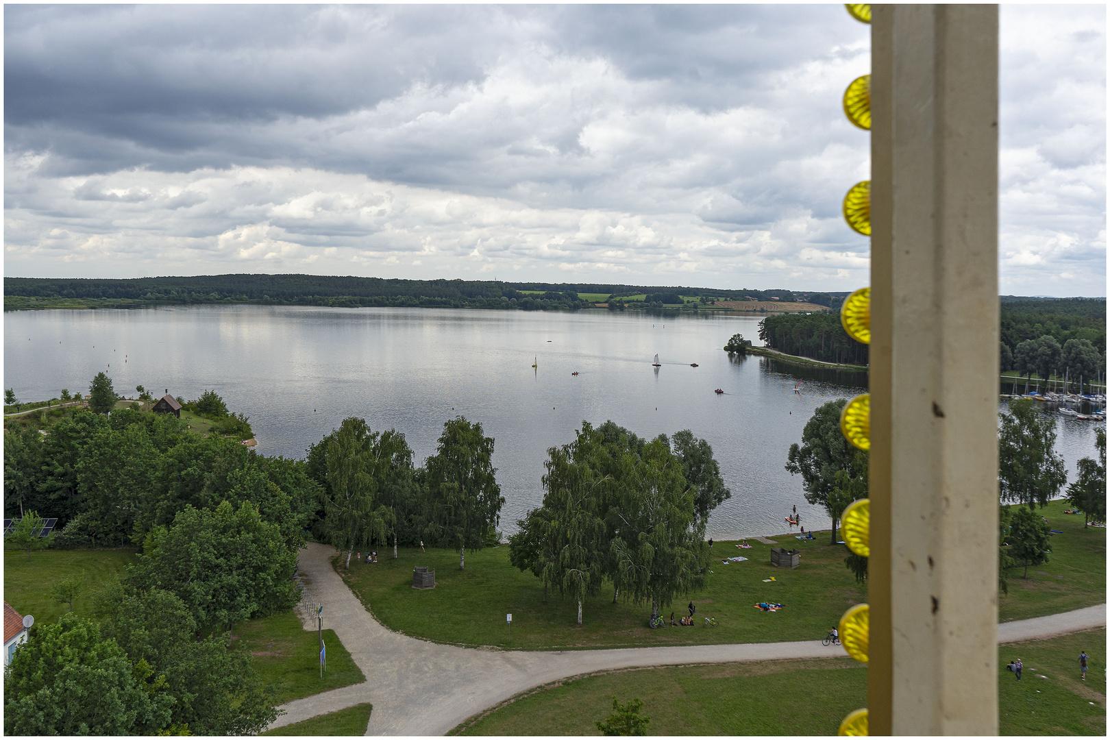 Riesenradblick Rothsee
