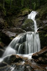 Riesloch-Wasserfall