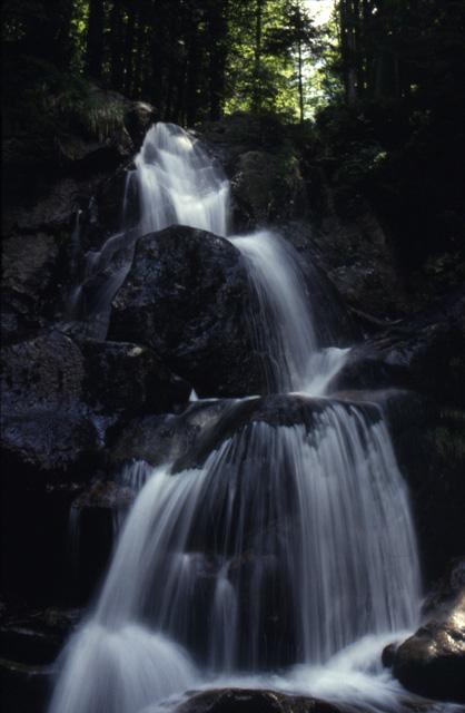 Riesslochwasserfall