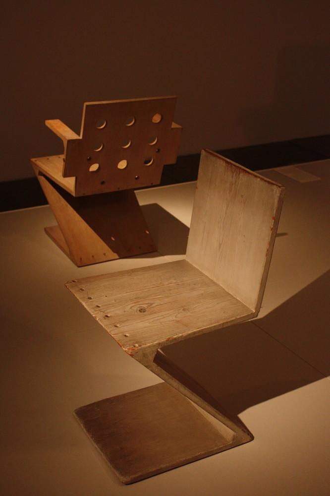 Rietveld Chairs