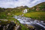 Rifflbach-Wasserfall