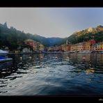 ..riflessi e colori a Portofino!..