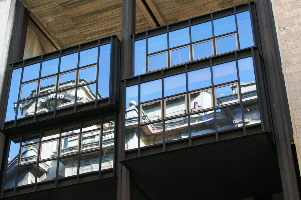 Riflessi in centro Varese