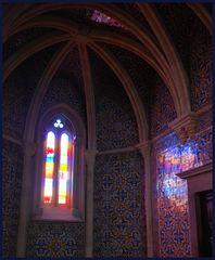 riflessi nella cattedrale