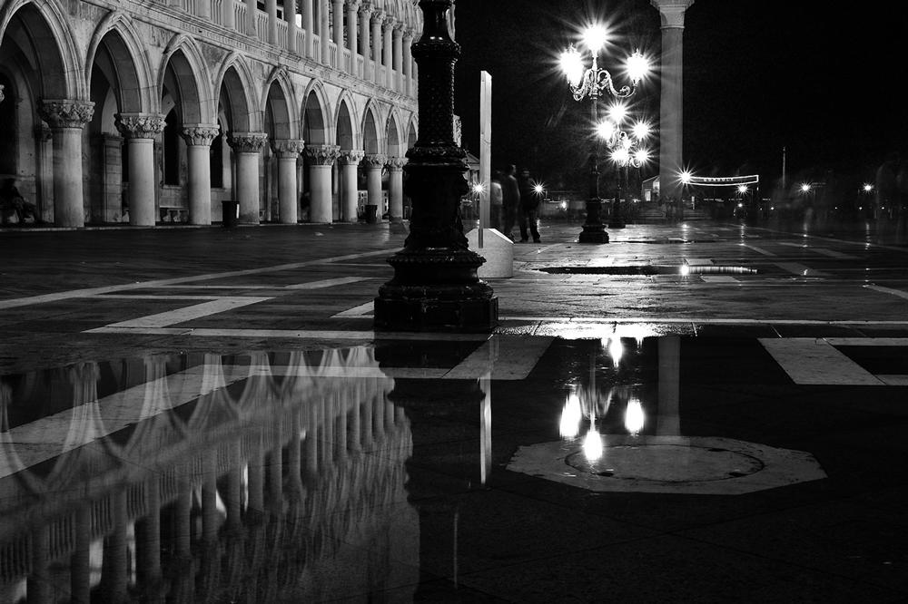 Riflessi su Venezia