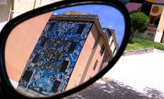 Riflesso di Arte Metropolitana
