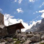 rifugioTuckett m. 2272, Trentino