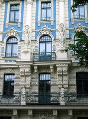 Riga - Jugendstil 1