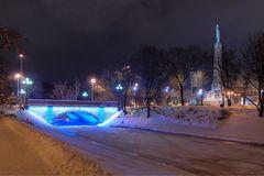 Riga - Schlosskanal