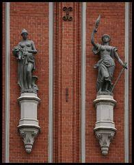 Riga VII - Fassadendetail