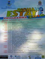 Rignano Estate 2010