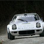Érik Comas - Lancia Stratos - RALLYLEGEND