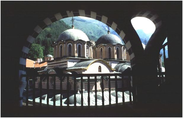 Rila - Kloster