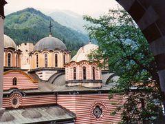 Rilakloster ,Bulgaria