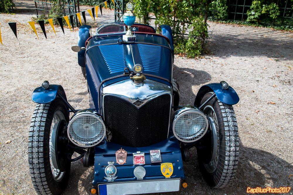 Riley 9 Monaco Ultra Plus  GB 1931 bei Classic Cars Schwetzingen