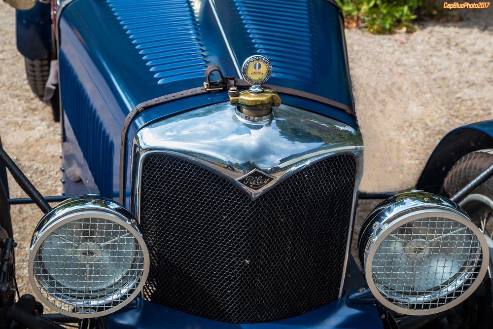 Riley 9 Monaco Ultra Plus GB 1931 im Detail bei Classic Cars Schwetzingen