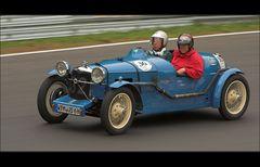 Riley 9 Special (Baujahr 1937, 1500 ccm)