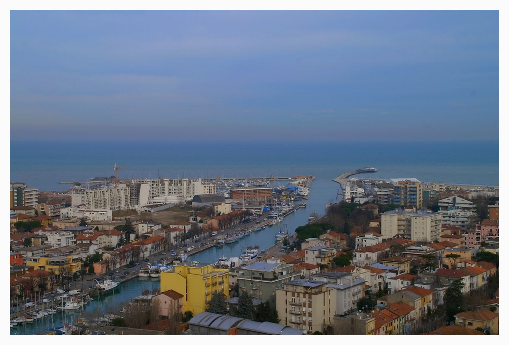 Rimini - Il porto