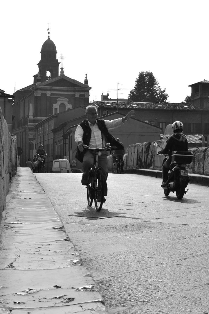 Rimini, Italien.