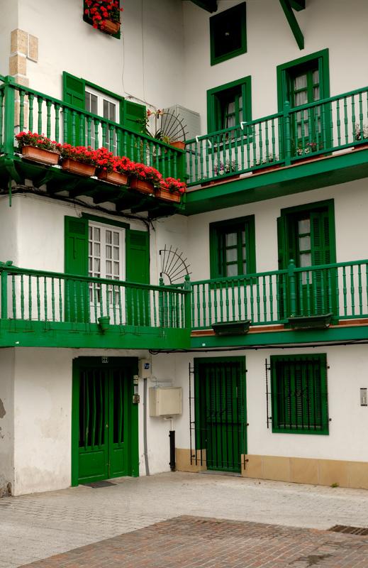 Rincón en Hondarribi