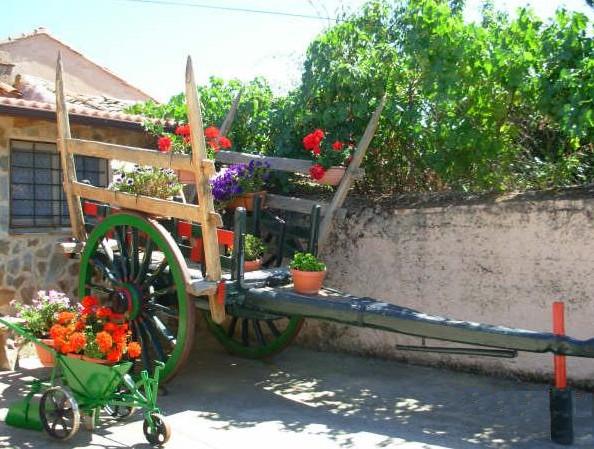 rincon en un pueblo de Asturias