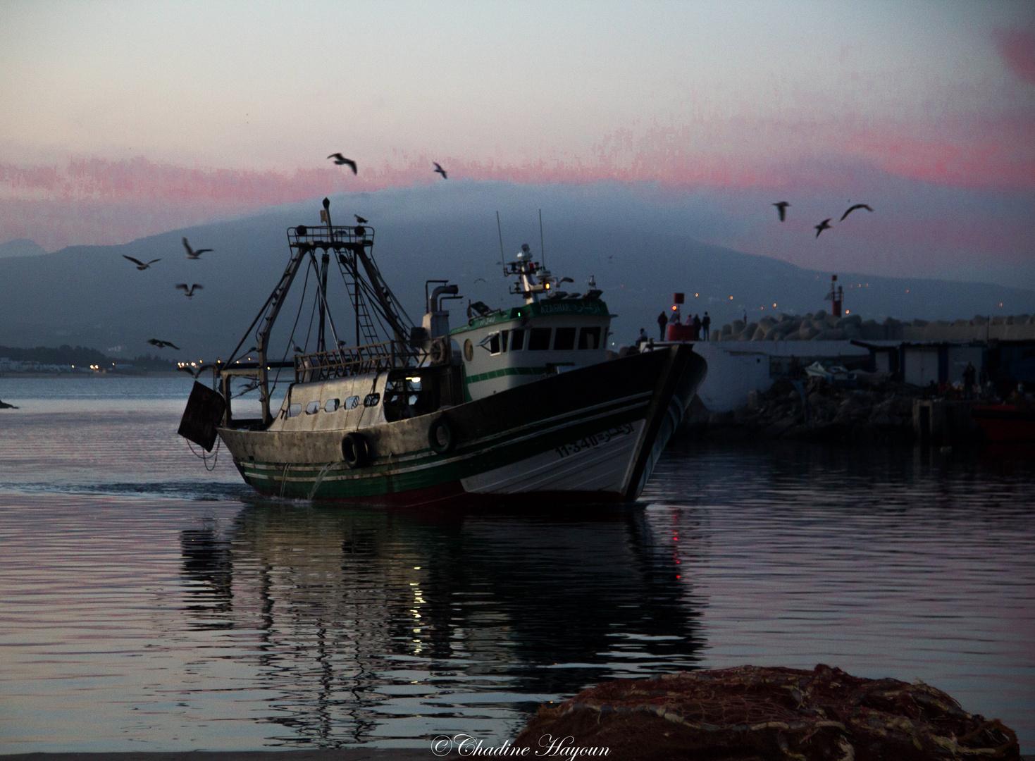 rincon, pueblo de pescadores